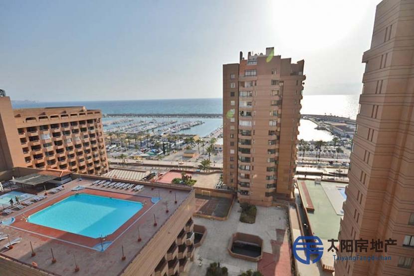 出售位于Fuengirola (马拉加省)市中心的单身公寓