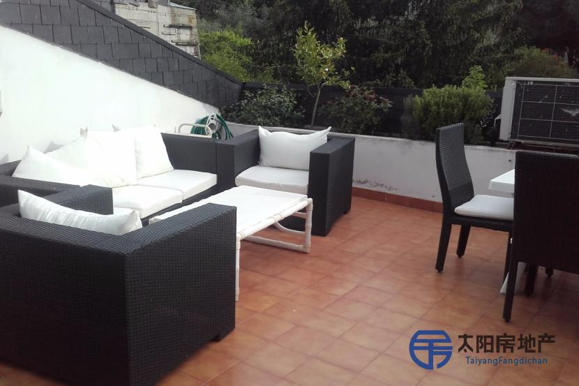 出售位于Alcobendas (马德里省)市外的阁楼