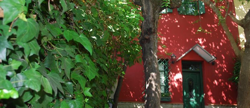在西班牙马德里的别墅出售