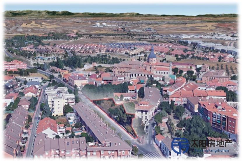 位置优越土地洛埃切斯的城市...