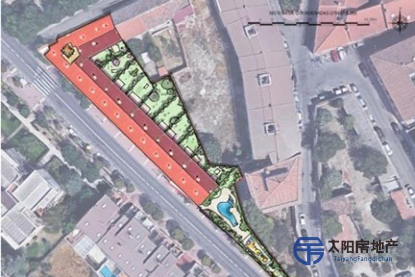 位置优越土地洛埃切斯的城市的中心