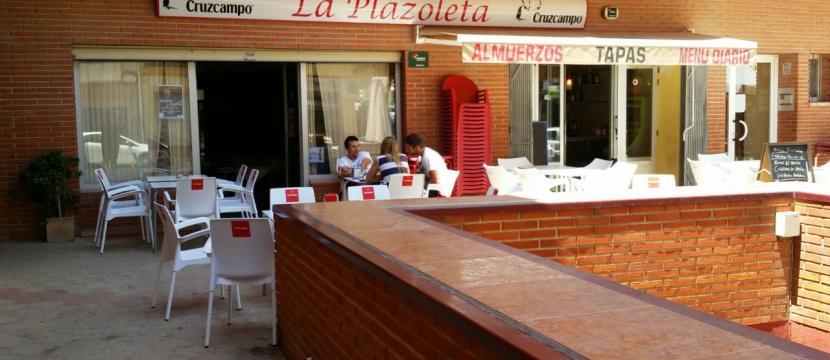 La Plazoleta酒吧