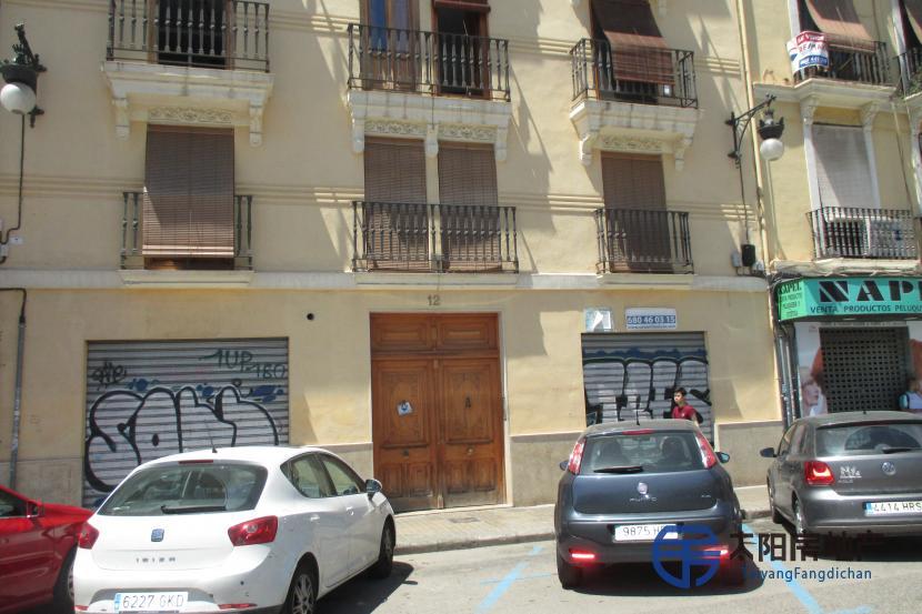 出租位于Valencia...