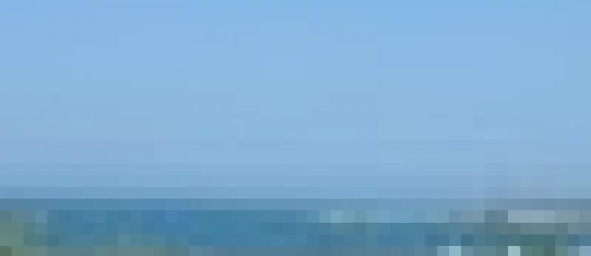 Piso con amplia vista a la mar y el puerto