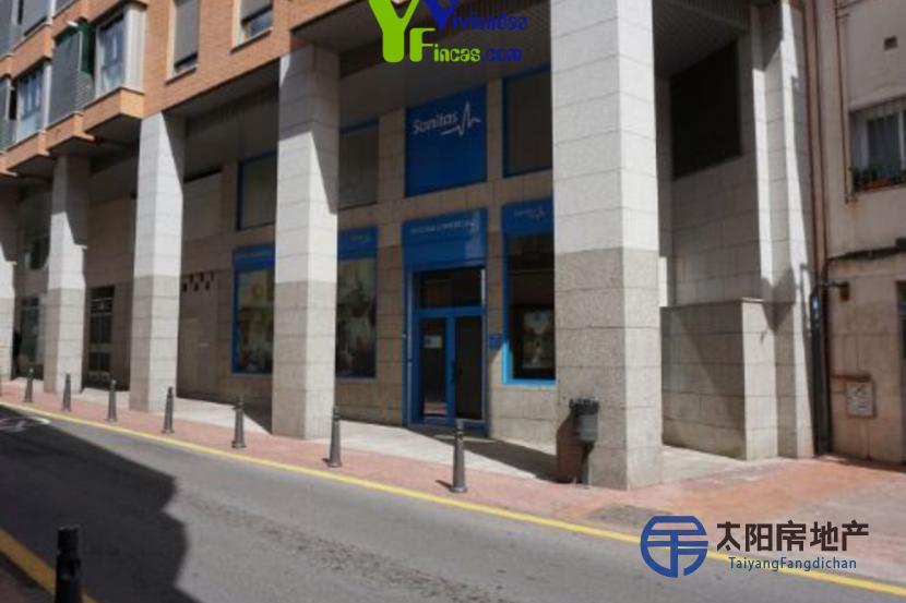 出租位于Getafe (马德里省)的商业店铺