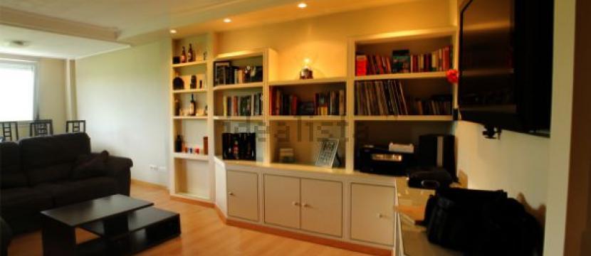 Piso VPO 2 habitaciones, garage y trastero