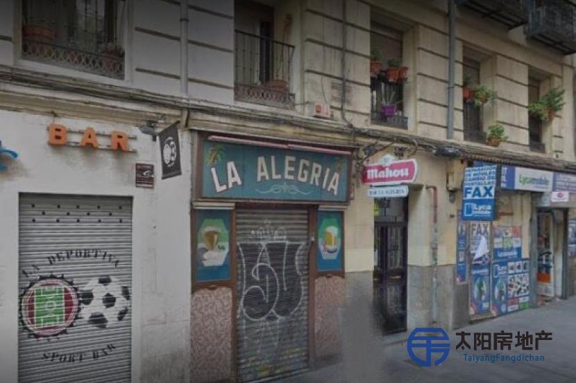 出售位于Madrid的商...