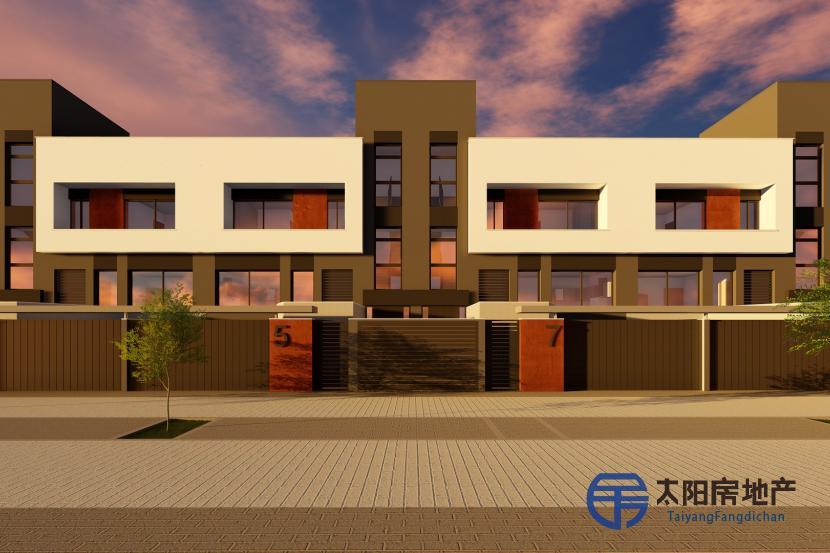 一家庭住房出售在赫塔菲(马德里)