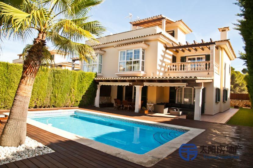 出售位于Puig De Ros (Urbanitzacio) (巴利阿里省)的独立房子