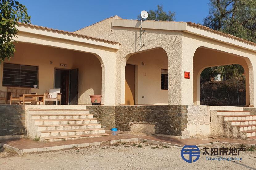 出售位于Busot (阿里坎特省)市外的别墅