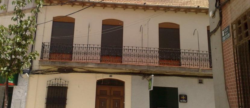 CASA CON 2 PLANTAS CENTRO HISTORICO CARRION DE CALATRAVA