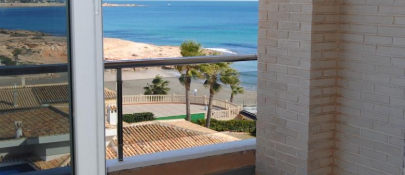 位于Costa Blanca南, 在Flamenca海滩旁边的公寓