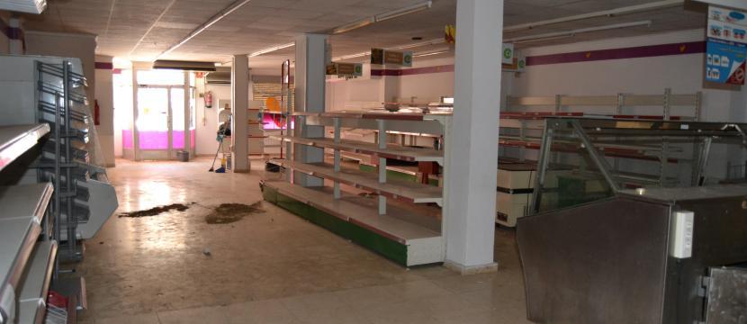 Local comercial + piso para reformar