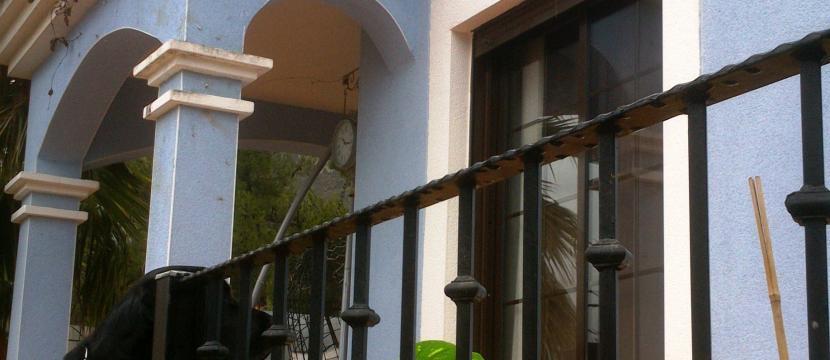 Venta de Vila en Polop Alicante