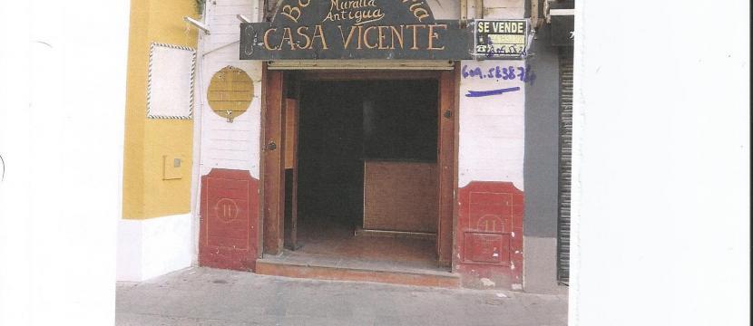 Local de comercio (zona de turismo)