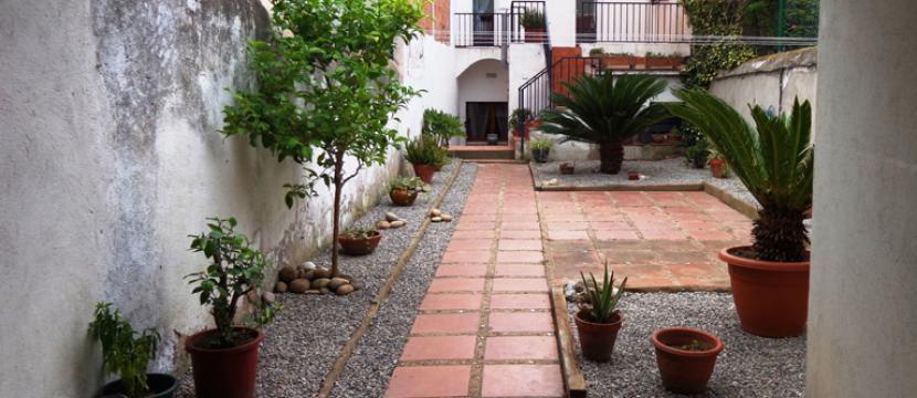 Casa en Zona Tranquila con Jardin