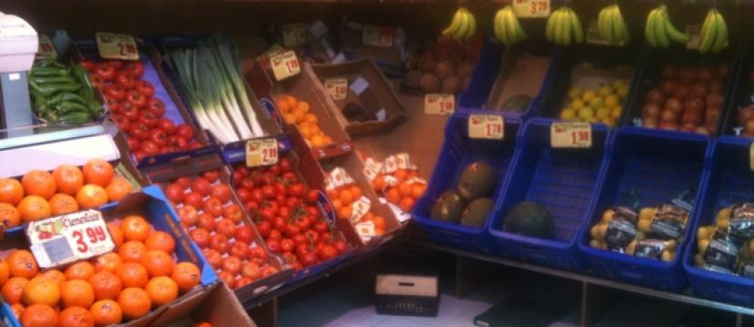 Traspaso supermercado alimentacion