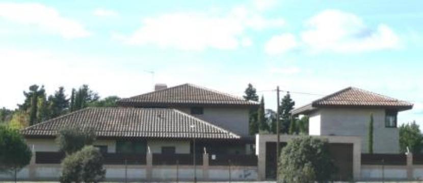 位于Torrelodones的华丽豪华住宅