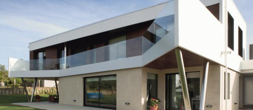 出售位于西班牙蓬特韦德拉Las Rias Bajas的现代化住宅