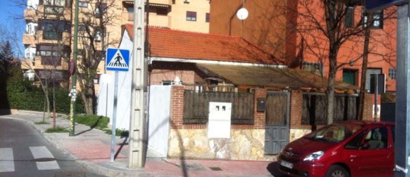 Casa en Madrid 150 metros cuadrados de terreno
