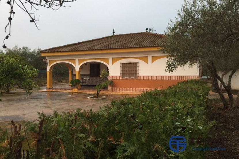 销售位于Carmona (塞维利亚省)的别墅