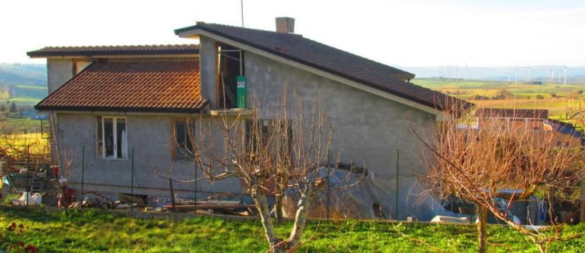 Villa for sale in South Italy - to be completed by the buyer