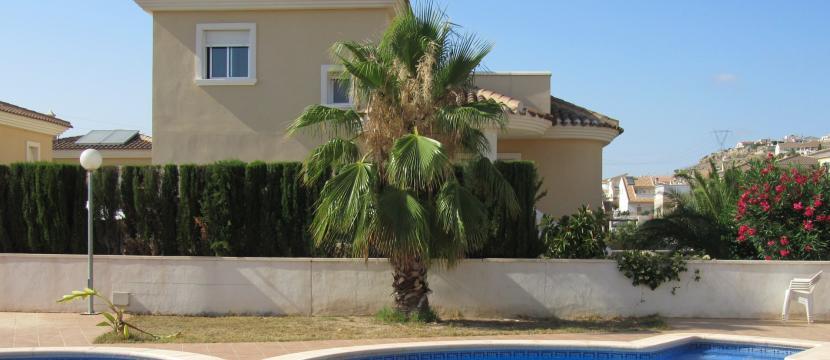 西班牙小屋三缸游泳池