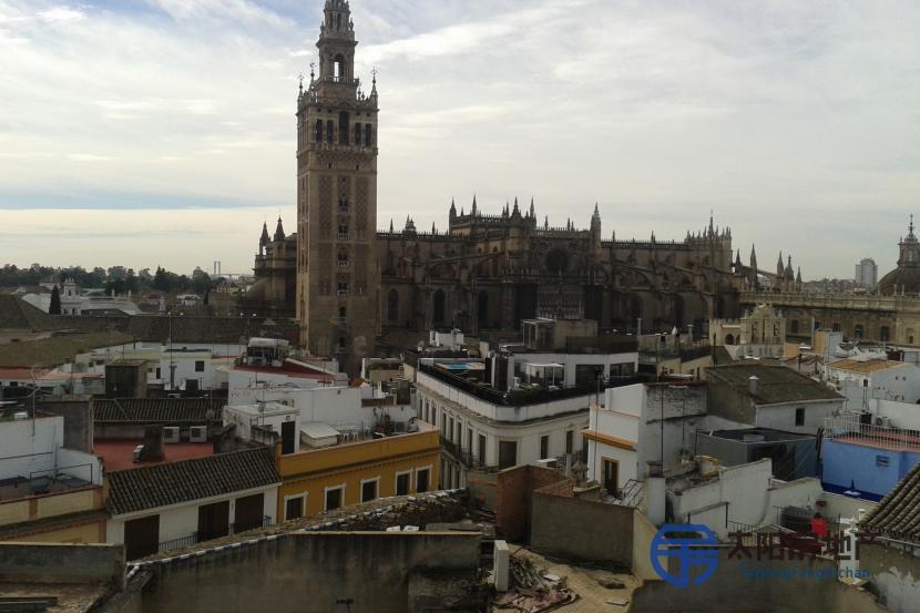 销售位于Sevilla (塞维利亚省)市中心的单身公寓
