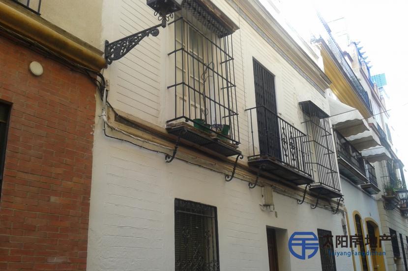 销售位于Sevilla (塞维利亚省)市中心的独立房子