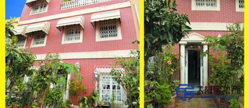 出售三联式住宅,位于首府的居住区