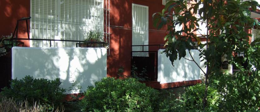 外部公寓,完全装修,交通便利带有各种服务