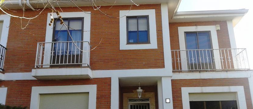 chalet en urbanizacion privada de Salamanca