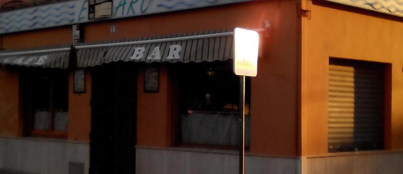 Bar en venta totalmente equipado