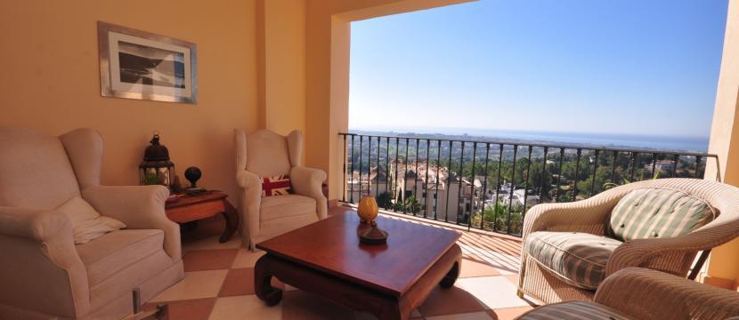 Apartamento en Venta en Benahavis (Málaga)
