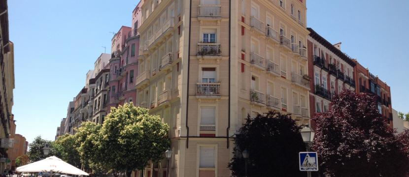 Edificios en venta para apartamentos turísticos en el centro de Madrid