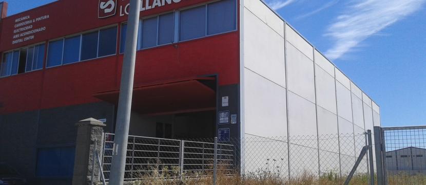 3个工业厂房 + 工业用地
