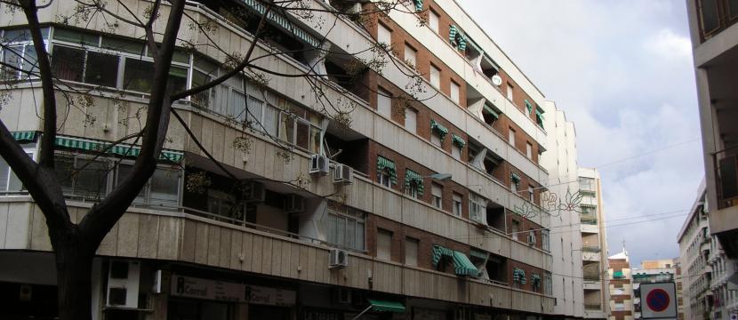 位于Ciudad Real市中心的公寓