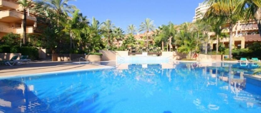 Apartamento Marbella , Golf