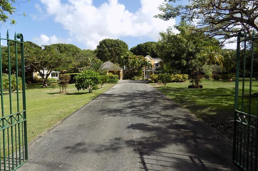 Barbados岛的好机会