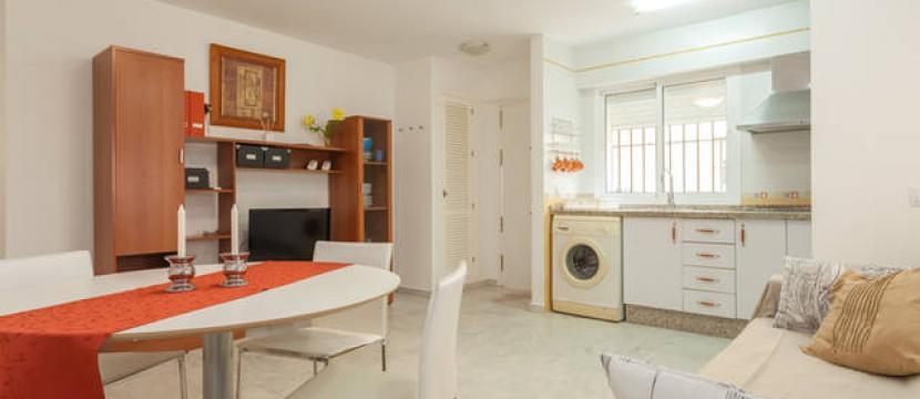 销售位于El Puerto De Santa Maria (加的斯省)市外的单身公寓