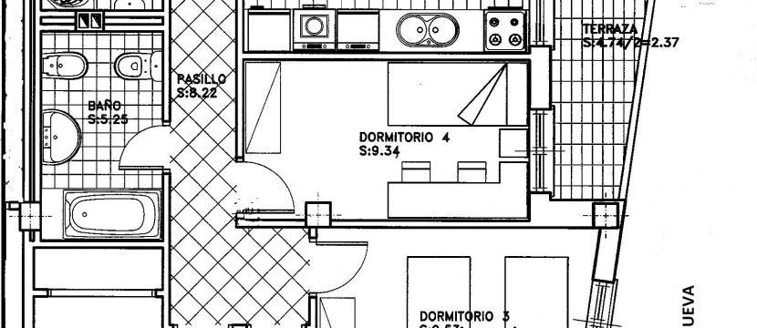 销售位于Villares De La Reina (萨拉曼卡省)市中心的公寓