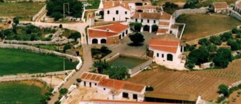 Finca rural en Menorca