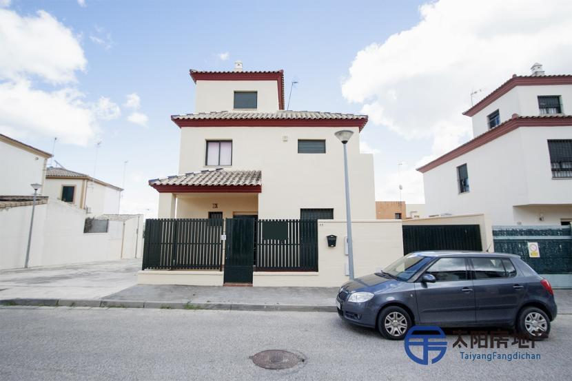 销售位于Burguillos (塞维利亚省)市中心的独立房子