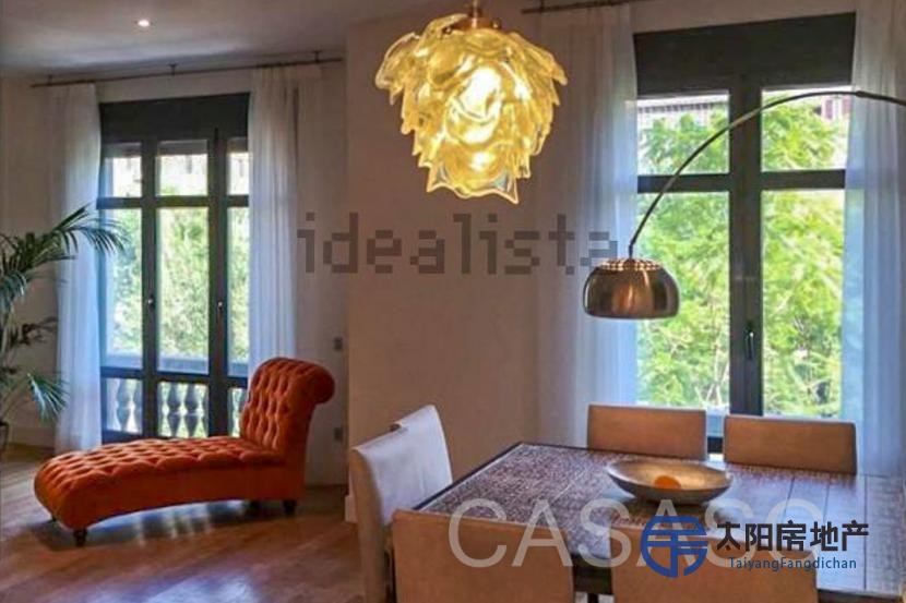 销售位于Barcelona (巴塞罗那省)市中心的公寓