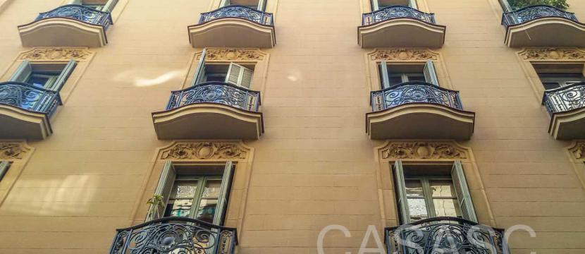 销售位于Barcelona (巴塞罗那省)市中心的大楼