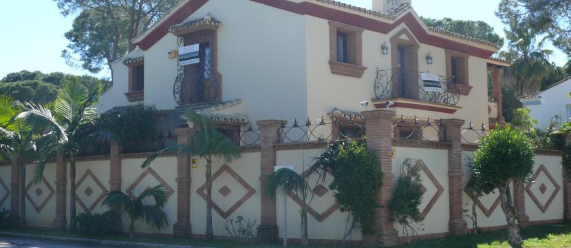 销售位于Estepona...