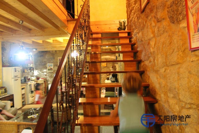 销售位于Muros (Muros) (阿科鲁尼亚省)市中心的独立房子