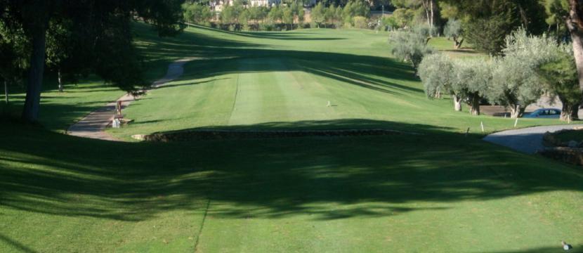 Apartamento Con campo de golf