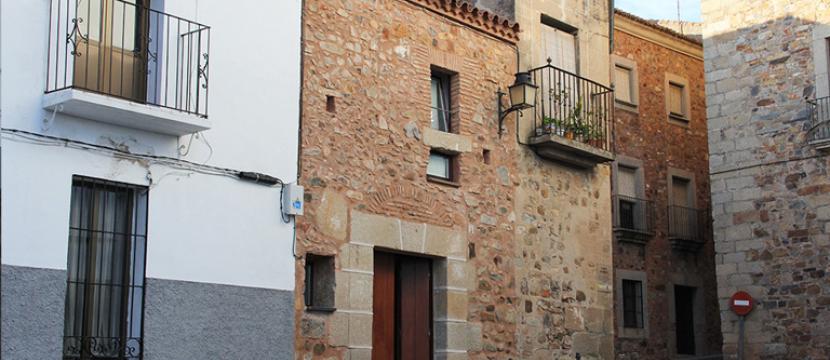 销售位于Caceres (卡塞雷斯省)市中心的独立房子