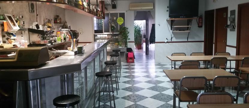 bar con vivienda